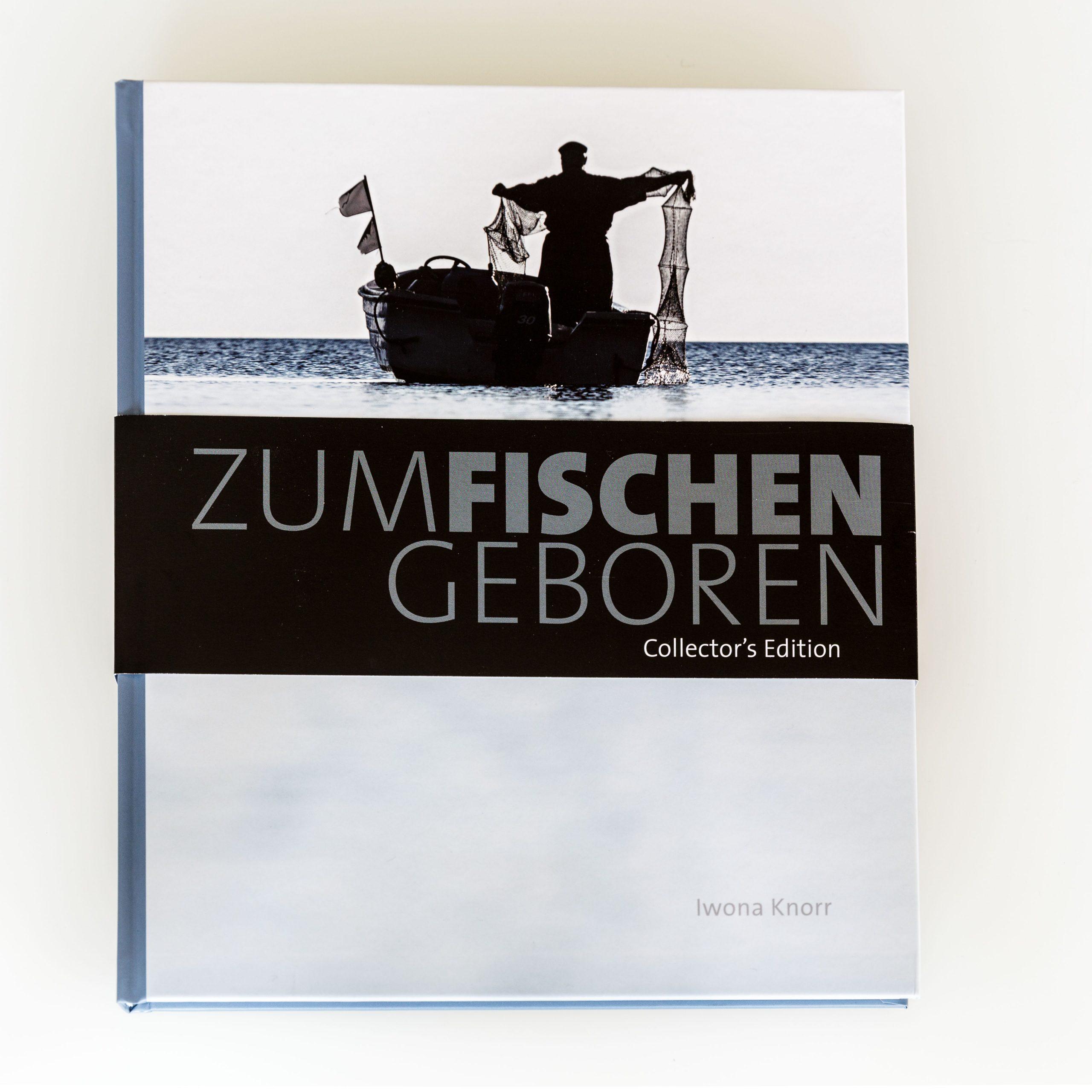 ZUM FISCHEN GEBOREN / Collector's Edition