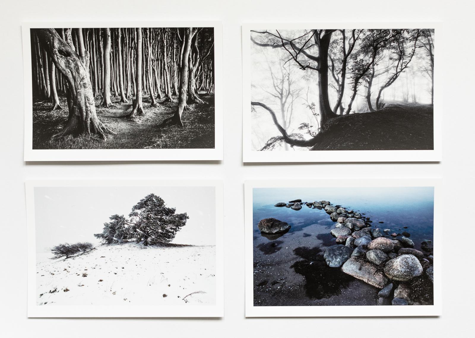 MÄRCHENZEIT AUF RÜGEN / Set of postcards